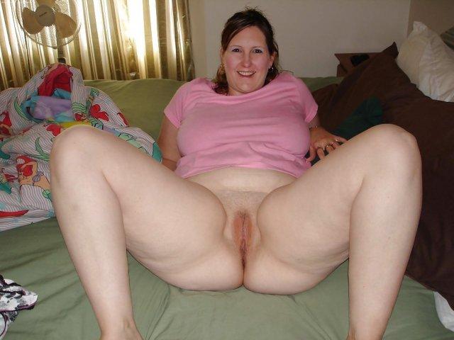 Жесткий секс с жирной